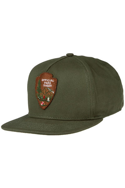 Official Crown of Laurel Park Ranger Cap