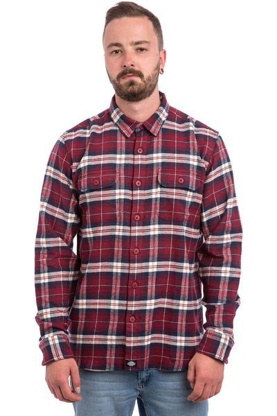 Dickies Holton Shirt (maroon)