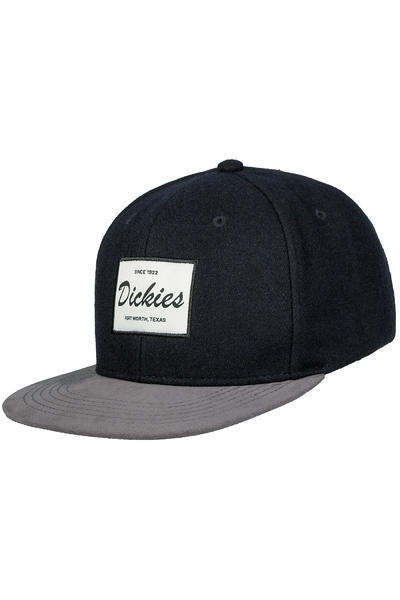 Dickies Brookville Snapback Cap (dark navy)