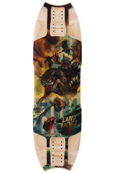 "Landyachtz Wolf Shark Mini HT 32.5"" (82,5cm) Tabla Longboard 2016"