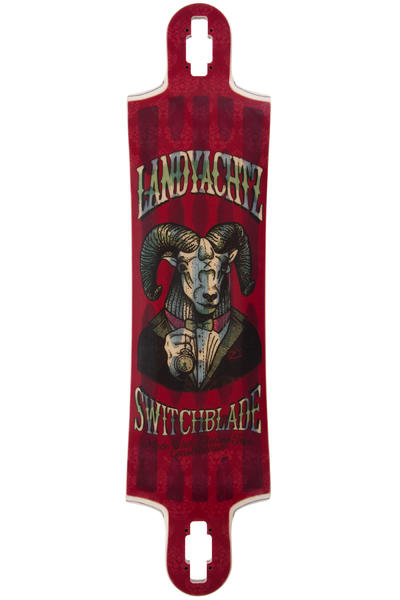 "Landyachtz Switchblade Ram HT 40"" (101,6cm) Longboard Deck 2016"