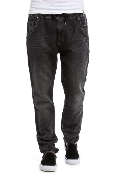 REELL Jogger Jeans Hose (black washed)