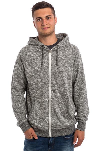 REELL Basic Zip-Hoodie (graphite melange)
