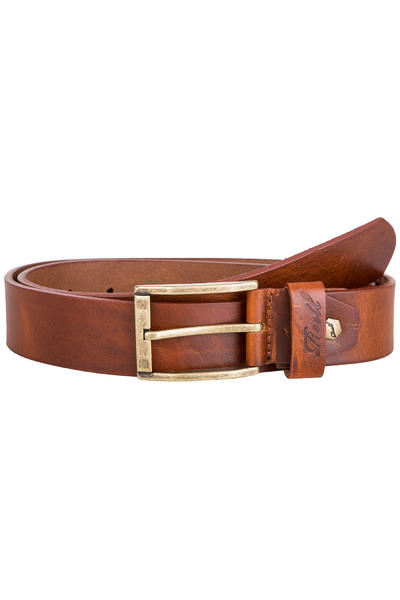 REELL Narrow Belt (vintage brown)