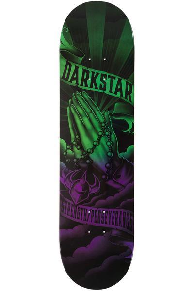 """Darkstar Salvation 8.125"""" Deck (green purple)"""