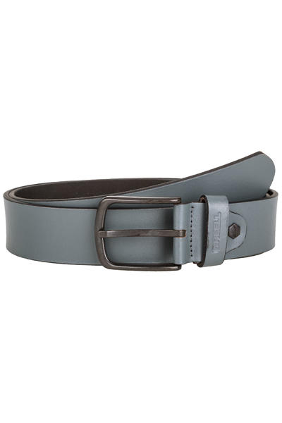 REELL All Black Buckle Belt (vintage grey)