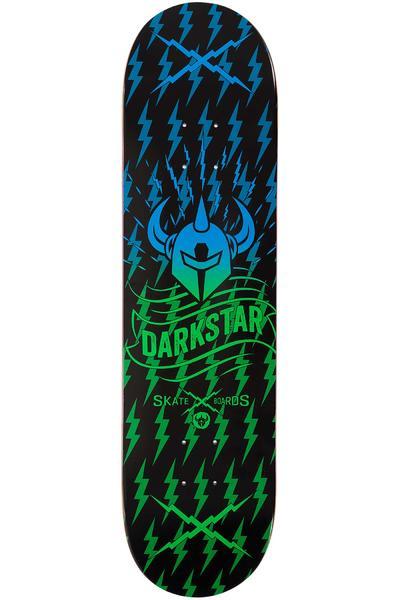 """Darkstar Axis 8.125"""" Deck (green fade)"""