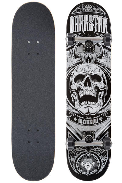 "Darkstar Crest 7.75"" Complete-Board (silver)"