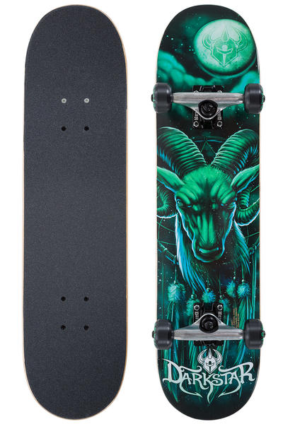 "Darkstar Spirit Guide Mid 7.375"" Komplettboard (green)"