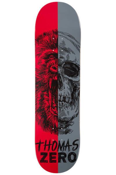 "Zero Thomas Alter Ego 8.375"" Deck (red grey)"