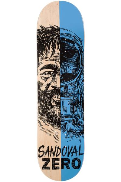 "Zero Sandoval Alter Ego 8.25"" Deck (blue natural)"