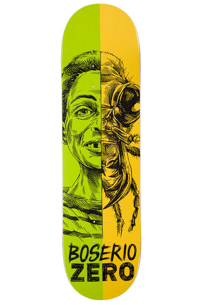 "Zero Boserio Alter Ego 8.375"" Deck (green yellow)"