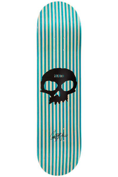 "Zero Garrett Single Skull 8"" Deck (multi)"