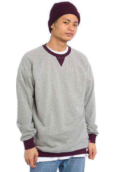 DC Core Sweatshirt (heather grey)