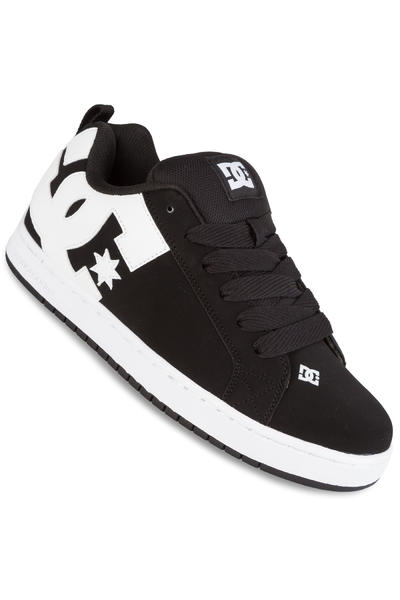 DC Court Graffik Shoe (black)