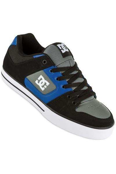 DC Pure Schuh (black blue grey)
