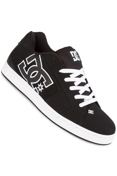 DC Net Shoe (black black white)