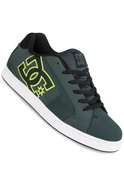 DC Net Shoe (grey black green)