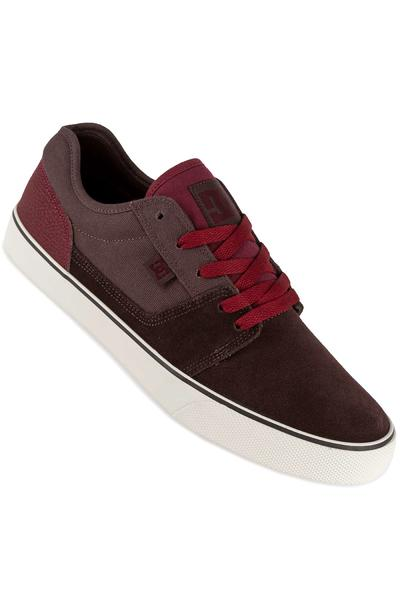 DC Tonik Shoe (dark chocolate oxblood)