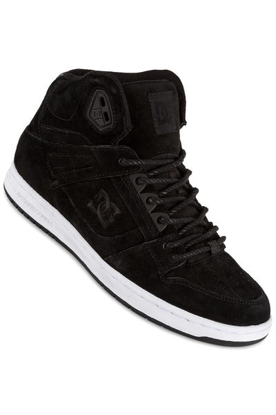 DC Rebound High XE Shoe women (black smooth)