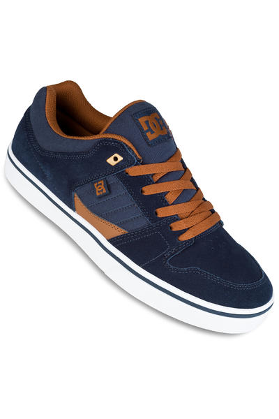 DC Course 2 Shoe (navy camel)