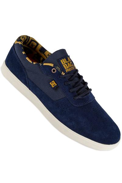 DC Switch S Lite Blabac Shoe (navy camel)
