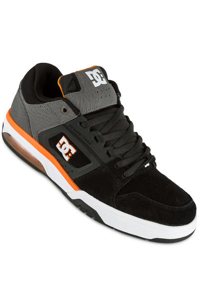 DC Rival Shoe (grey grey orange)