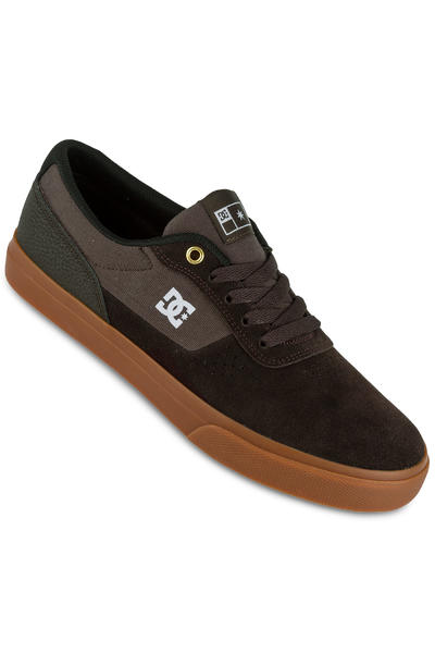 DC Switch S Shoe (brown gum)