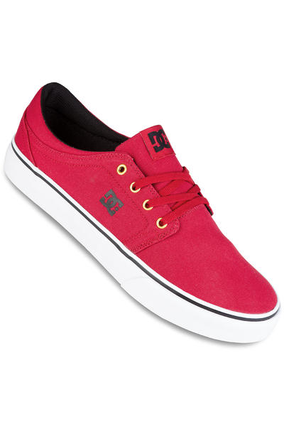 DC Trase TX Shoe (red gold)