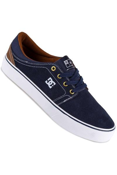 DC Trase S Shoe (navy dark chocolate)