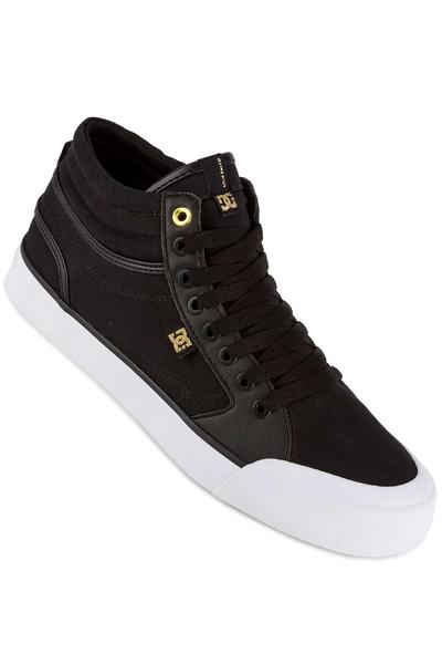 DC Evan Smith Hi Schuh (black gold)