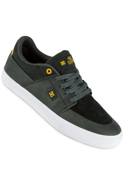 DC Wes Kremer Schuh (black grey yellow)