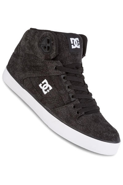 DC Spartan High WC TX SE Shoe (black acid)