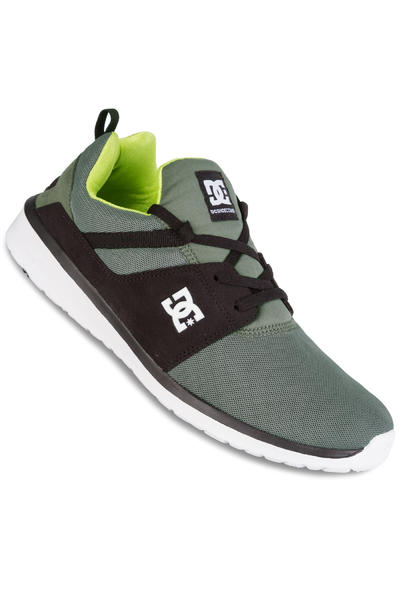 DC Heathrow Schuh (grey black green)