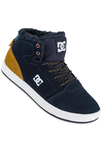 DC Crisis High WNT Schuh kids (navy gold)