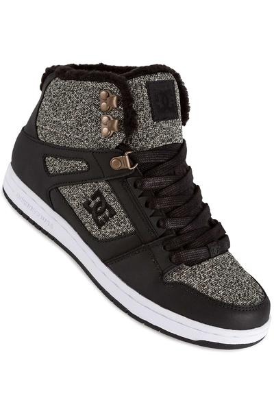 DC Rebound High WNT Shoe women (black dark used)
