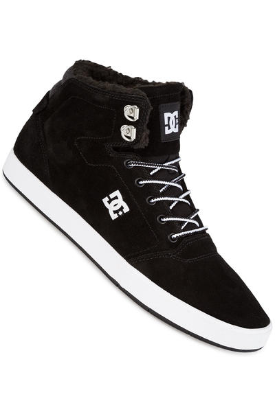 DC Crisis High WNT Shoe (black white)