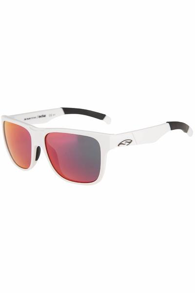 Smith Lowdown Sonnenbrille (matte white red)