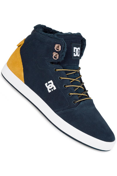 DC Crisis High WNT Shoe (navy gold)