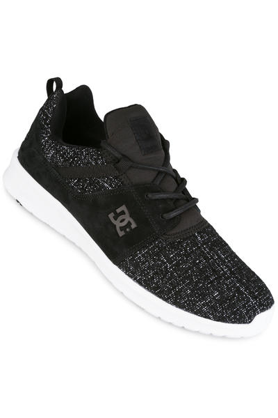 DC Heathrow LE Shoe (black marl)