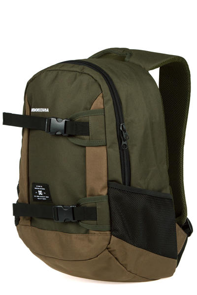 DC Grind II Rucksack 25L (dark olive)