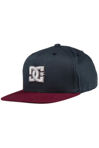 DC Snappy Snapback Cap (licorice)