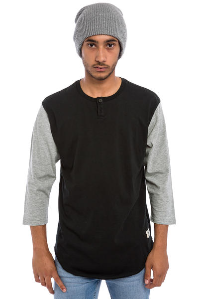 DC Basic 3/4 Longsleeve (black)