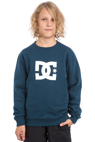 DC Star Sweatshirt kids (varsity blue)