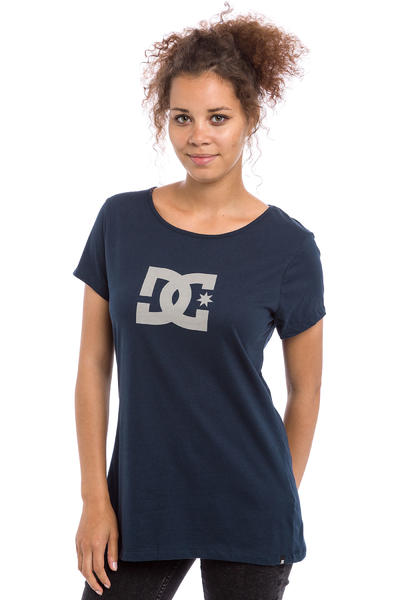 DC Star T-Shirt women (blue iris)