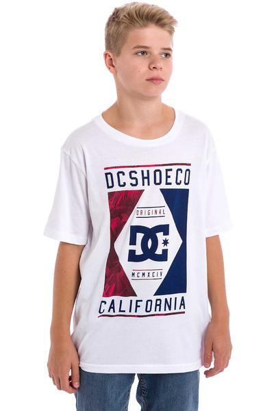 DC Wanderer T-Shirt kids (white)