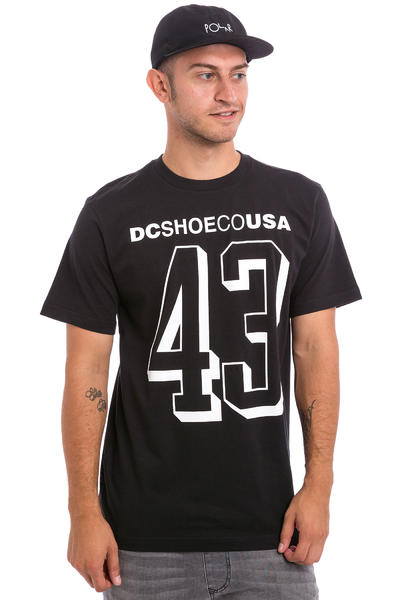 DC Jersey T-Shirt (black)