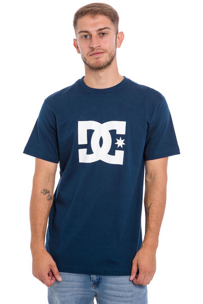 DC Star T-Shirt (varsity blue)