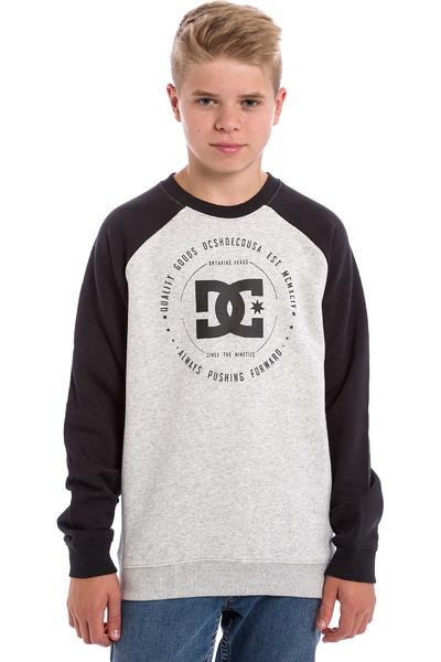 DC Rebuilt 2 Raglan Sweatshirt kids (light heather grey)