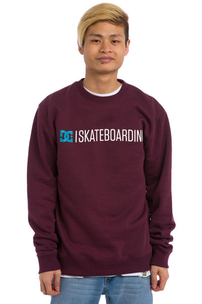 DC Minimal Sweatshirt (winetasting)